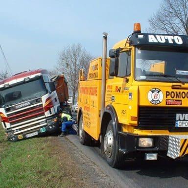 ratownictwo drogowe Opole