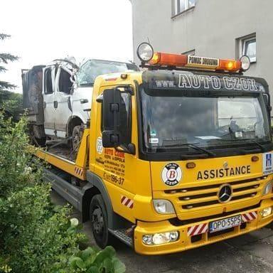 pomoc drogowa A4