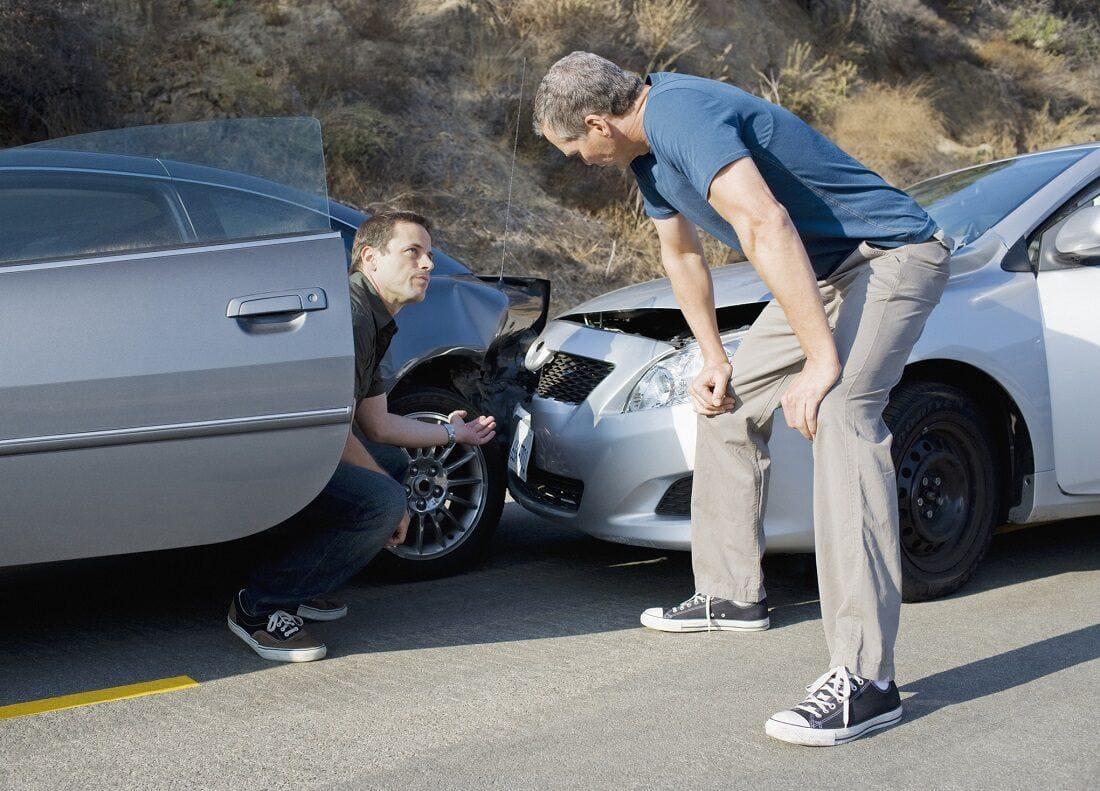 Wypadek samochodowy za granicą